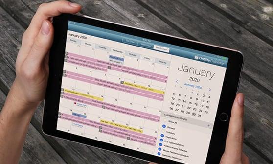 UDA OnSite Mobile Tablet App