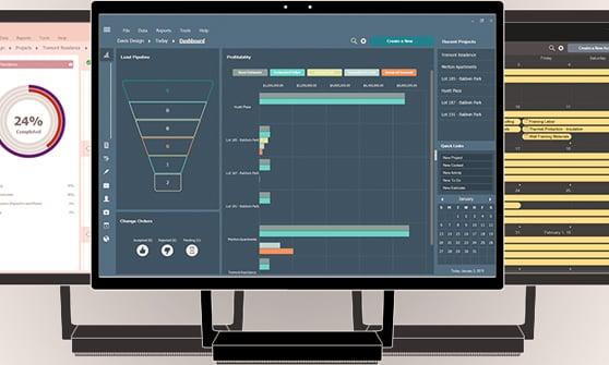 UDA ConstructionSuite Construction Project Management Software