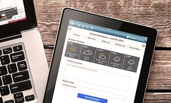 OnSite Mobile Apps Construction Project Management App